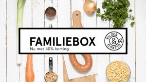 Familiebox bestellen met Korting